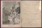 E. Jones, *Musical and Poetical Relicks of the Welsh Bards*, frontispiece