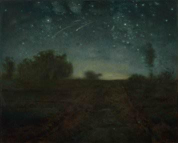 Jean-François Millet, Starry Night