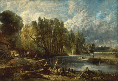 John Constable, Stratford Mill