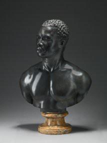 Studio of F. Harwood, Bust of a Man
