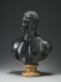 Studio of F. Harwood, Bust of a Man