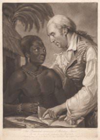W. Pyott after Carl Frederick van Breda, *The Benevolent Effects of Abolishing Slavery*