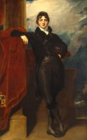 Sir Thomas Lawrence, Lord Granville Leveson Gower, later 1st Earl Granville