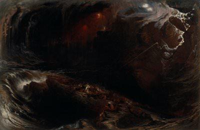 John Martin, The Deluge