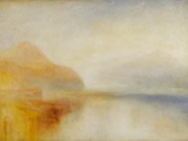 Joseph Mallord William Turner, Inverary Pier, Loch Fyne: Morning
