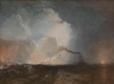 Joseph Mallord William Turner, Staffa, Fingal's Cave