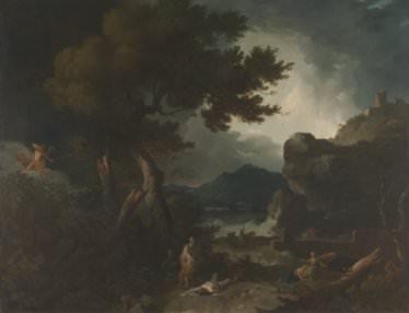 Richard Wilson, Destruction of the Children of Niobe